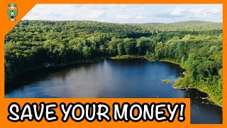 New Jersey's Cheapest Rν Campground