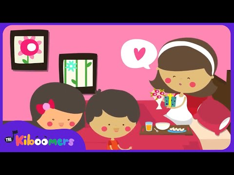 I Love You Mommy  Mothers Day Song for Kids  Happy Mothers Day Song  The Kiboomers