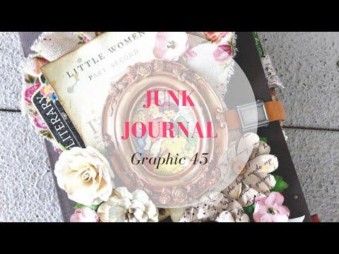 Little Women Junk Journal