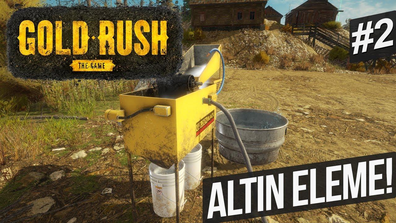 Gold Rush Demo