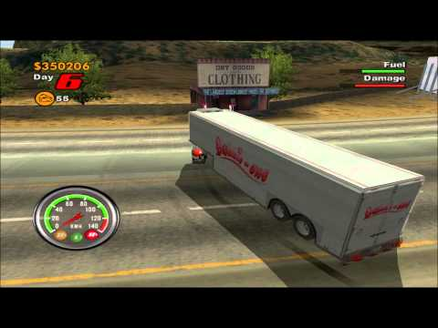 Lets Play Big Mutha Truckers Part 1