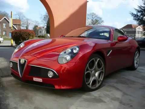 Alfa Romeo 8C Auto Gallery in Colombia