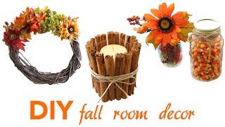 DIY- FALL ROOM/ HOME DECOR! Thumbnail