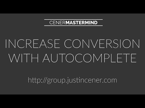 Increase Shopify Conversion Rate With Google Autocomplete Address Hack