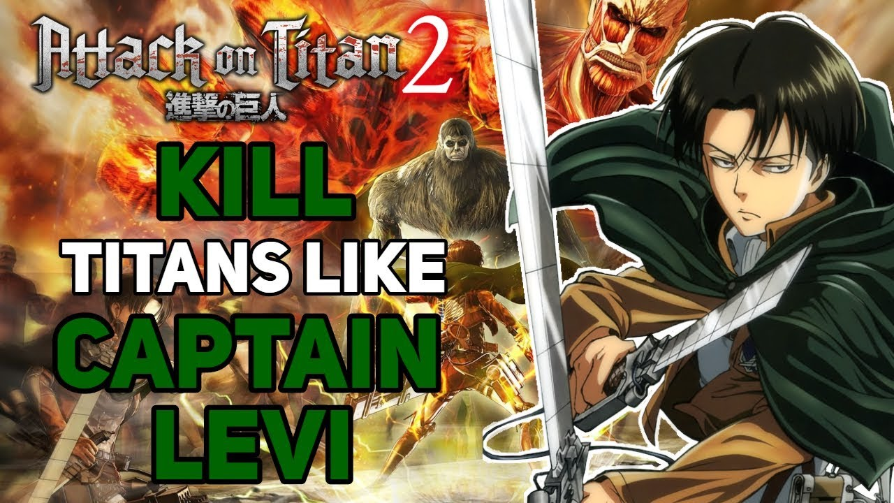 Download How to Kill Titans like Levi in AOT 2 (Basic Tutorial)