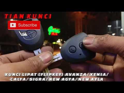 flip key grand new avanza toyota yaris trd sportivo interior kunci lipat mobil xenia calya sigra agya ayla 00