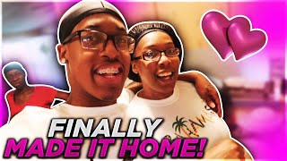 WE FINALLY MADE IT !! ( WE CAN'T BELIEVE  THIS)
