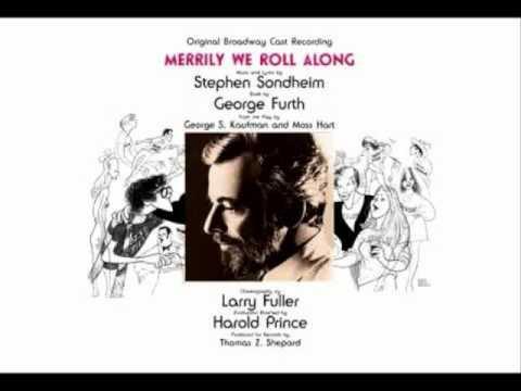 "Merrily We Roll Along- ""Franklin Shepard, Inc."""