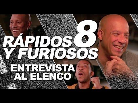 Entrevista RF8: Vin Diesel sobre Paul Walker, Charlize Theron sobre ser la villana