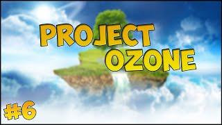 Minecraft   Project Ozone   Реактивный ранец и энергия из солнца