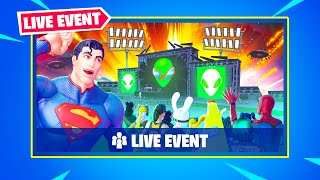 *NEW* LIVE EVENT in Fortnite Season 7! (Official News)