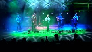Yonder Mountain String Band - full show - Red Rocks Amphi. 8-21-15 Morrison, CO HD triipod