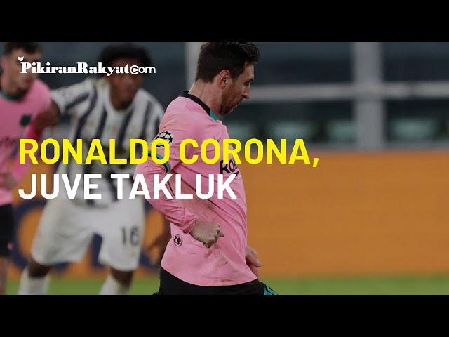 Hasil Liga Champions: Ronaldo Gagal Tampil, Juventus Takluk dari Barcelona Dua Gol Tanpa Balas
