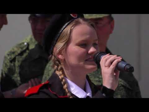 Молодой атаман Евгений Волков восстановил казачий уклад жизни в станице Натухаевской