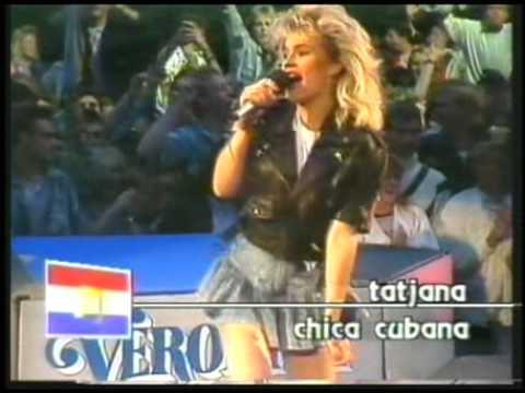 TATJANA - Chica Cubana (Live)