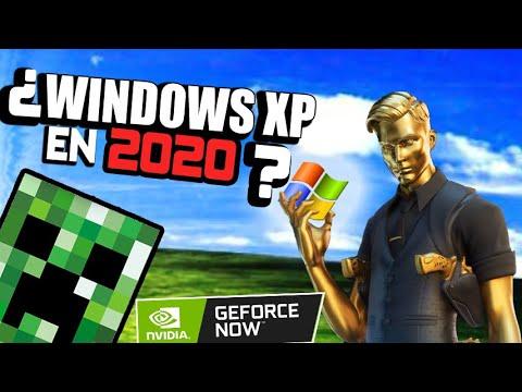 Windows XP En 2020 | ¿Se Puede Hacer Algo Decente? ¿FORTNITE? 🤔