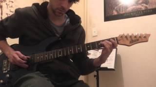 Muß i denn On Guitar