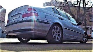 BMW E46 ставим винтовую подвеску !