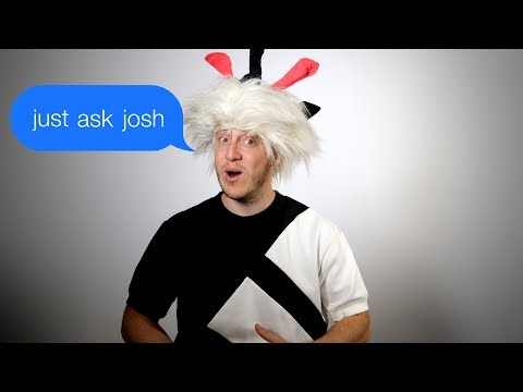 Why did the Chicken Cross the Road? Just Ask Josh