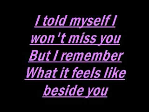 HinderBetter than me lyrics
