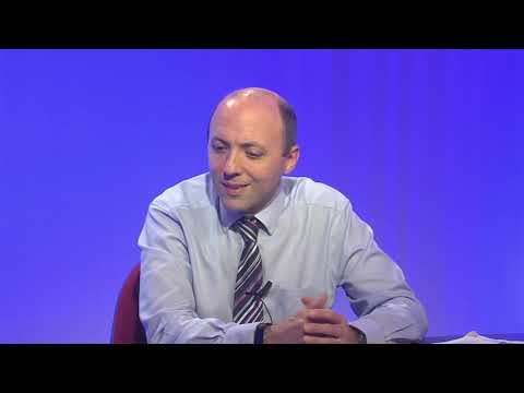 Phil Hay interviewed at Leeds Trinity University (Group B)