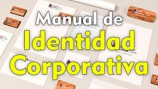 Cómo realizar un manual de identidad corporativa. Parte 1 completa. El logotipo
