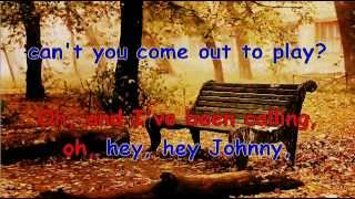 Empty Garden - Hey Hey Johnny- Elton John - Karaoke music