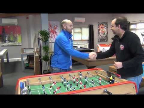 How to Play Foosball: Ben Mason Interview