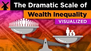 The Insane Scale of Global Wealth Inequality Visualized