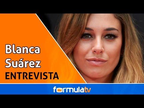 Blanca Suárez opina sobre el 'Sense 8' de Miguel Ángel Silvestre