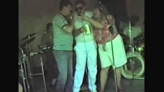 """New Orleans Airwaves: Art, Kathy & Bootsie """"Doo-Wop Medley"""" 6-13-88"""