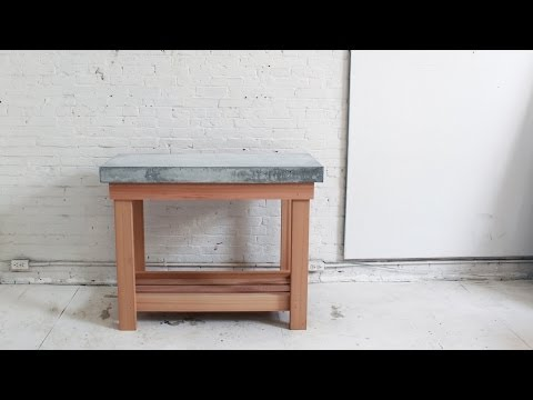 How To Carve A Stone Sink : How To Carve a Stone Sink in 4 hours! Installation FunnyDog.TV