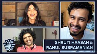 Son Of Abish feat. Shruti Haasan & Rahul Subramanian