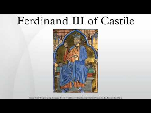 Ferdinand III of Castile