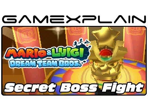Mario Amp Luigi Dream Team Part 81 Finale Dreamy