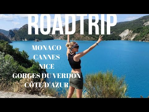 ROADTRIP CÔTE D'AZUR-GORGES DU VERDON-MONACO aftermovie