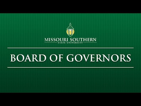 Board Of Governors October 2013