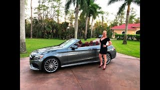 Mercedes-Benz C-Class Cabriolet 2017 Videos