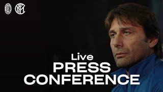 AC MILAN vs INTER | LIVE | ANTONIO CONTE PRE-MATCH PRESS CONFERENCE | 🎙️⚫🔵 [SUB ENG]