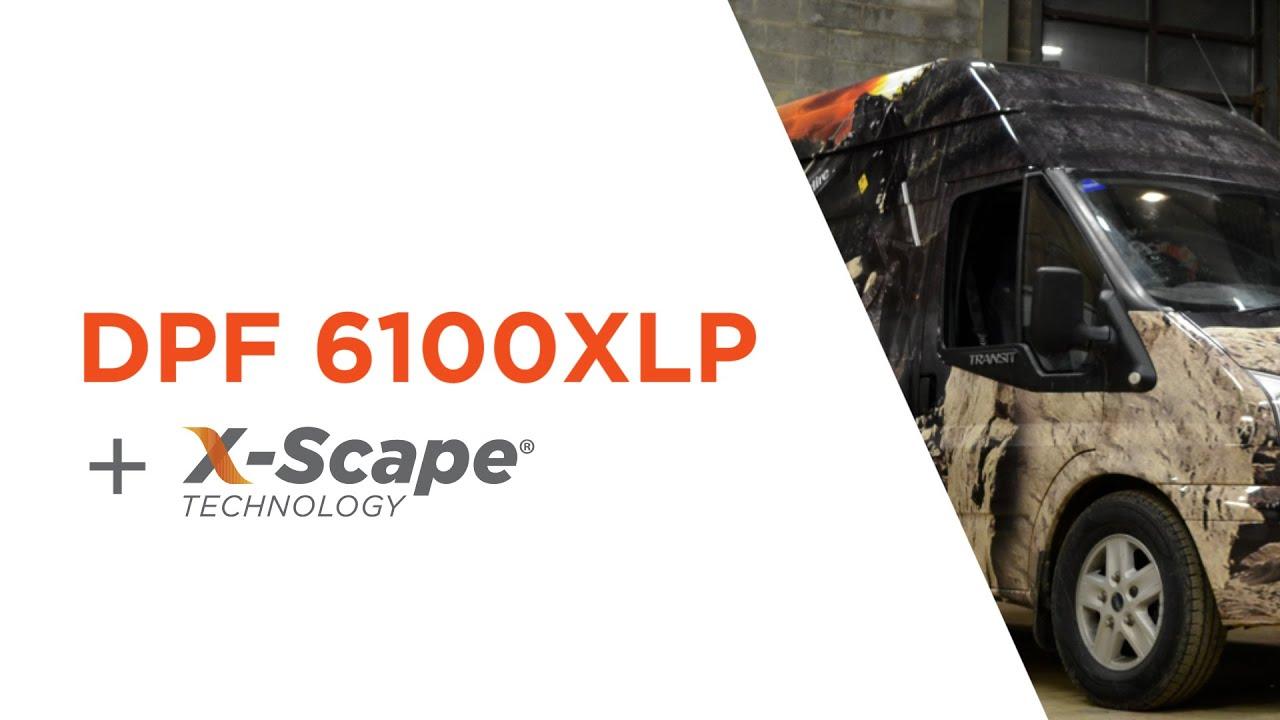 DPF 6100XLP Cast Digital Wrap Film