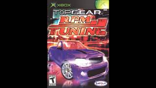 Top Gear: RPM Tuning Soundtrack - Main Menu