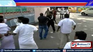 Case filed over ADMK and DMK member who involved in fights in Salem District meeting