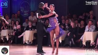 Part 1 Approach the Bar with Dancebeat Manhattan 2018! Amateur Latin! Taras and Yuliya!