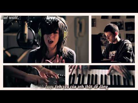 [Vietsub - Kara] Just A Dream by Nelly - Sam Tsui & Christina Grimmie