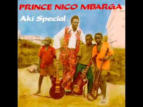 Prince Nico Mbarga Sweet Mother