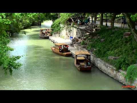Suzhou Tiger Hill Pagoda - Trip to China part 35 - Full HD Travel Video