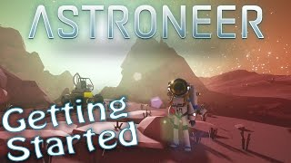 ASTRONEER Livestream - Space Travel Between Planets