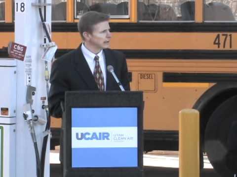 Utah Clean Air Press Conference - Governor Herbert