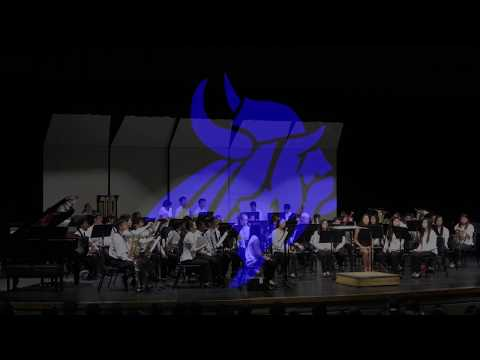 IHS Wind Ensemble 1 at Lincoln 111817