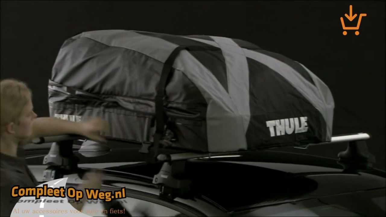thule ranger 90 youtube. Black Bedroom Furniture Sets. Home Design Ideas